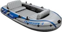 Надувная лодка Intex Excursion 4 Boat Set