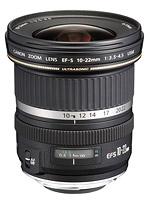 Фото - Объектив Canon EF-S 10-22mm f/3.5-4.5 USM