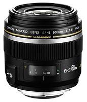 Фото - Объектив Canon EF-S 60mm f/2.8 Macro USM