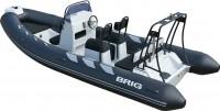 Надувная лодка Brig Navigator N610