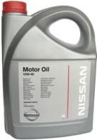 Моторное масло Nissan Motor Oil 10W-40 5L