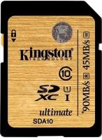 Фото - Карта памяти Kingston Ultimate SDXC UHS-I 64Gb
