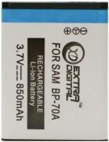 Фото - Аккумулятор для камеры Extra Digital Samsung BP-70A
