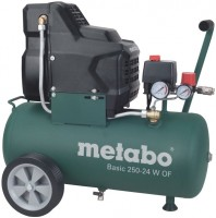 Фото - Компрессор Metabo BASIC 250-24 W OF