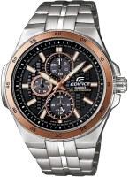 Фото - Наручные часы Casio EF-340SB-1A5VEF