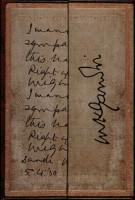 Блокнот Paperblanks Manuscripts Gandhi Pocket