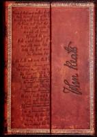 Блокнот Paperblanks Manuscripts Keats Pocket