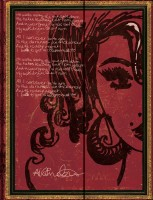 Блокнот Paperblanks Manuscripts Amy Winehouse Middle