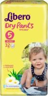 Подгузники Libero Dry Pants 5 / 32 pcs