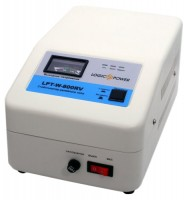 Фото - Стабилизатор напряжения Logicpower LPT-W-800RV