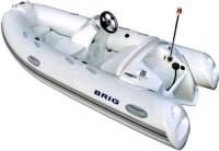 Надувная лодка Brig Eagle E340
