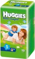 Фото - Подгузники Huggies Ultra Comfort 5 / 15 pcs