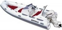 Надувная лодка Brig Eagle E480