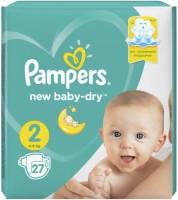 Фото - Подгузники Pampers New Baby-Dry 2 / 27 pcs