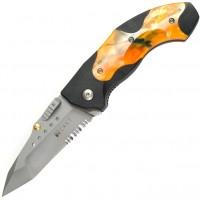 Нож / мультитул CRKT Elishewitz Horus Combination Edge