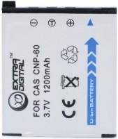Фото - Аккумулятор для камеры Extra Digital Casio NP-60