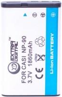 Фото - Аккумулятор для камеры Extra Digital Casio NP-90