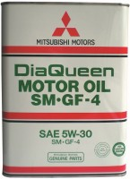 Моторное масло Mitsubishi DiaQueen 5W-30 SM/GF-4 4L