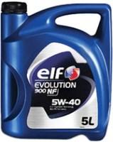 Фото - Моторное масло ELF Evolution 900 NF 5W-40 5L