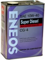 Моторное масло Eneos Super Diesel 10W-40 1L