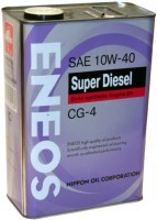 Моторное масло Eneos Super Diesel 10W-40 4L