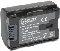 Фото - Аккумулятор для камеры Extra Digital JVC BN-VG108E