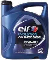 Моторное масло ELF Evolution 700 Turbo Diesel 10W-40 5L
