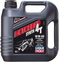 Моторное масло Liqui Moly Racing Synth 4T 10W-50 HD 4L
