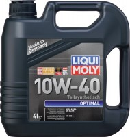 Фото - Моторное масло Liqui Moly Optimal 10W-40 4L