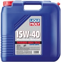 Моторное масло Liqui Moly Touring High Tech Super SHPD 15W-40 20L