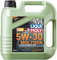 Моторное масло Liqui Moly Molygen New Generation 5W-30 4L