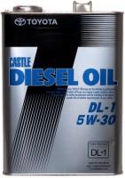 Моторное масло Toyota Castle Diesel Oil DL-1 5W-30 4L