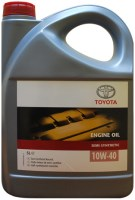 Моторное масло Toyota Engine Oil Semi-Synthetic 10W-40 5L