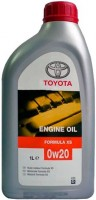 Моторное масло Toyota Engine Oil Formula XS 0W-20 1L