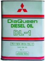 Моторное масло Mitsubishi DiaQueen Diesel 5W-30 DL-1 4L