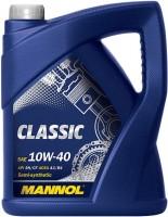 Моторное масло Mannol Classic 10W-40 5L