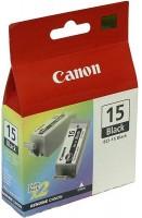 Картридж Canon BCI-15BK 8190A002
