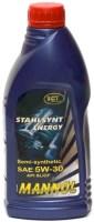 Моторное масло Mannol Stahlsynt Energy 5W-30 1L