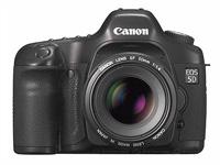 Фото - Фотоаппарат Canon EOS 5D 24-70