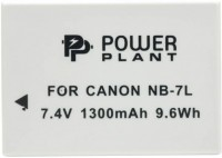 Фото - Аккумулятор для камеры Power Plant Canon NB-7L