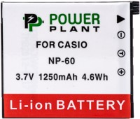 Фото - Аккумулятор для камеры Power Plant Casio NP-60