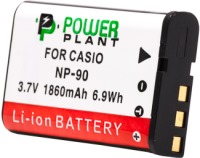 Фото - Аккумулятор для камеры Power Plant Casio NP-90