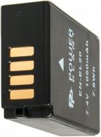 Фото - Аккумулятор для камеры Power Plant Nikon EN-EL20