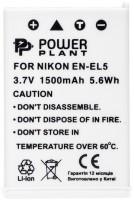 Фото - Аккумулятор для камеры Power Plant Nikon EN-EL5