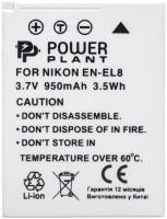 Фото - Аккумулятор для камеры Power Plant Nikon EN-EL8