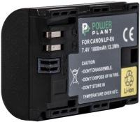 Фото - Аккумулятор для камеры Power Plant Canon LP-E6