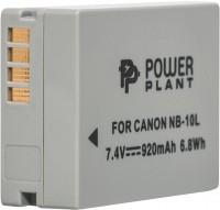 Фото - Аккумулятор для камеры Power Plant Canon NB-10L