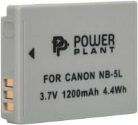 Фото - Аккумулятор для камеры Power Plant Canon NB-5L