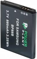 Фото - Аккумулятор для камеры Power Plant Samsung BP-88B