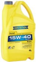 Моторное масло Ravenol Formel Super 15W-40 4L